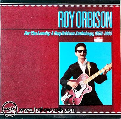 roy orbison - anthology 2lp