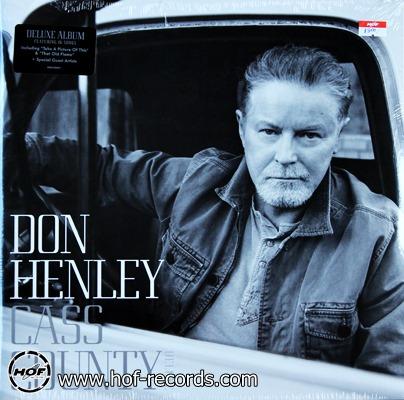 Don Henley - Cass County 2Lp N.