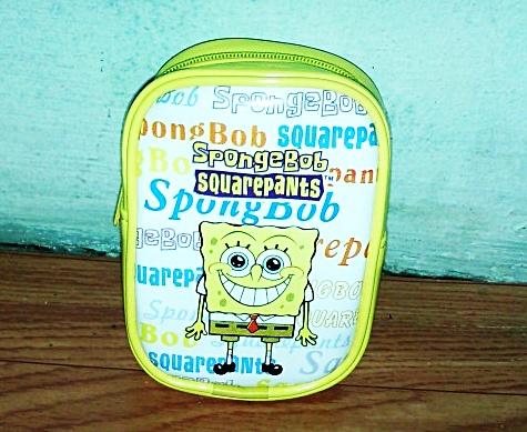 กระเป๋ากล้อง Spongebob (Sale)