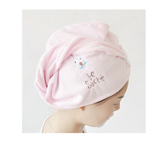 DryHair Hat Towel_x2