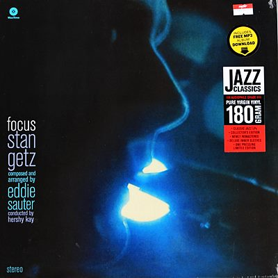Stan Getz - Focus 1lp NEW