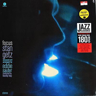 Stan Getz - Focus 1lp NEW