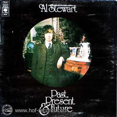 Al Stewart - Past Present And Future 1973 1lp