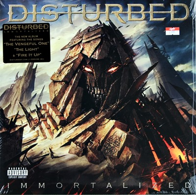 Disturbed - Immortalized 2Lp N.