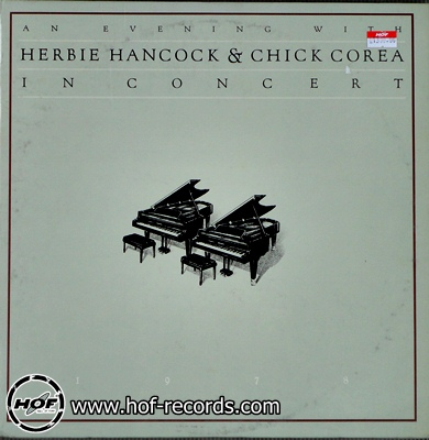 Herbie Hancock & Chick Corea - in concert 2lp