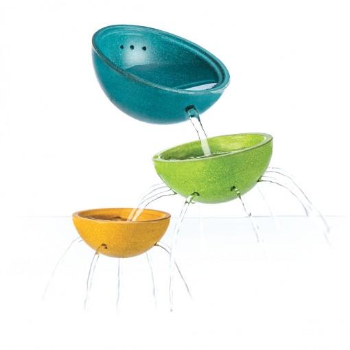 ของเล่นไม้ ของเล่นเด็ก ของเล่นเสริมพัฒนาการ Fountain Bowl Set (ส่งฟรี)