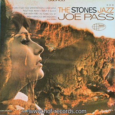 Joe Pass - The Stones Jazz 1980