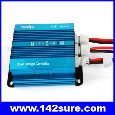 SCC014: โซล่า ชาร์จเจอร์ โซล่าคอนโทรลเลอร์ 50A Solar Charger Controller With PWM-regulation Function With Automatic 12/24 Volt detection