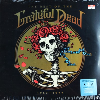 Grateful Dead - The Best Of The Grateful Dead 2Lp N.