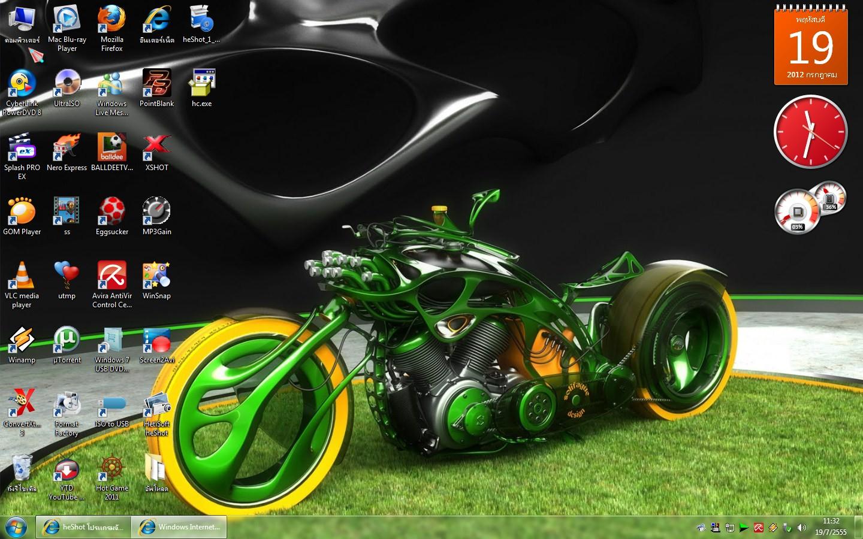 Windows 7 Mini วินโดว์ขนาดเล็ก สำหรับคอมสเปคต่ำ
