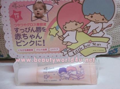 Ettusais lip essence little twin star spf 18 (Limited Edition) (ลดพิเศษ 35%)