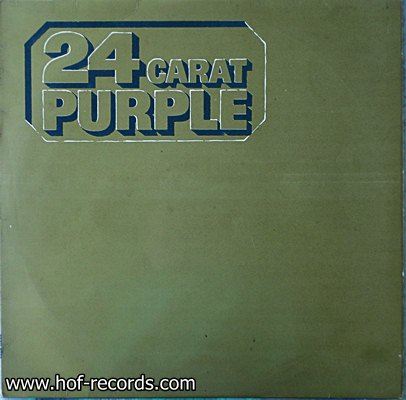 Deep Purple - 24 Carat Purple 1 Lp