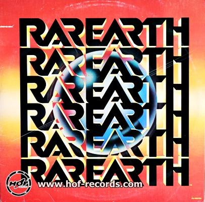 Rare Earth - Prodigal 1lp