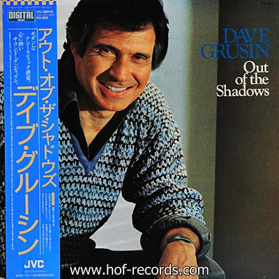 Dave Grusin - Out Of The Shadows 1982