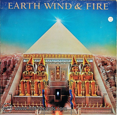 Earth, Wind & Fire - All 'N All 1977 1lp
