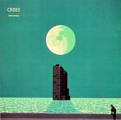 Mike Oldfield - Crises 1983 1lp