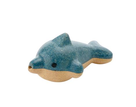 ของเล่นไม้ ของเล่นเด็ก ของเล่นเสริมพัฒนาการ Dolphin Whistle 6 ชิ้น (ส่งฟรี)