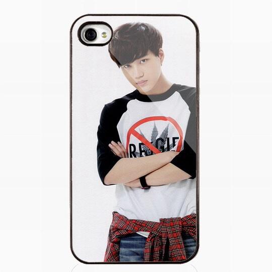 EXO เคส EXO KAI DIE JUNGS iphone4s/5s