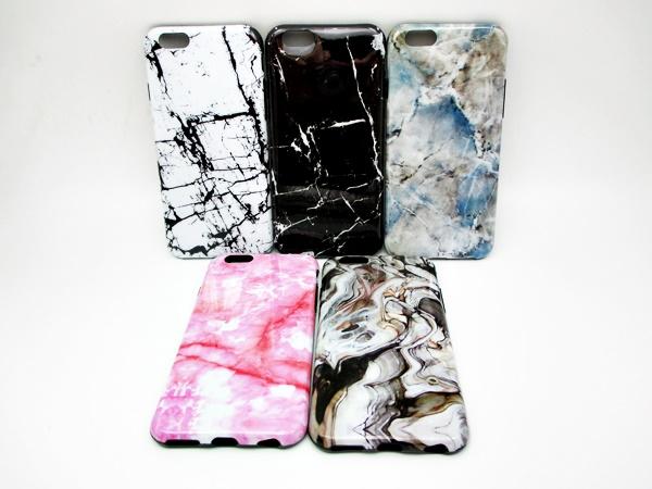เคส ไอโฟน 5/5se/5s IMDนิ่มลายหินอ่อนผิวเงา