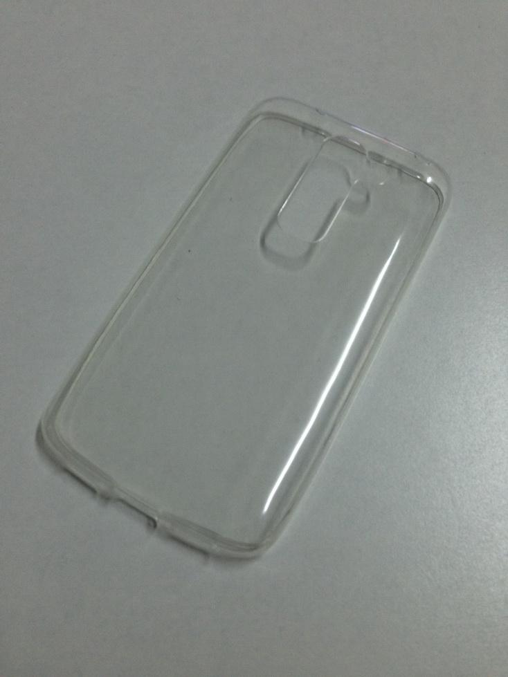 เคสนิ่มใส (หนา 0.3 mm) LG G2 mini