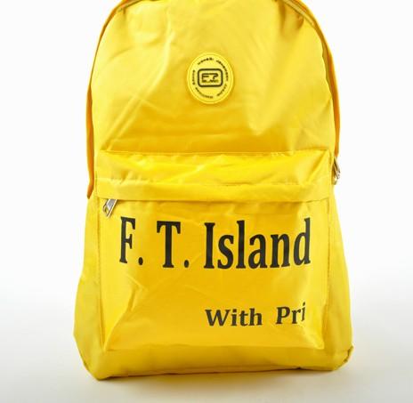 กระเป๋าสะพายหลัง FT/Ftisland