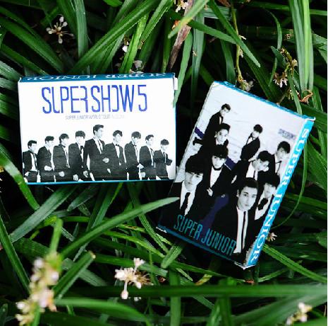 ไพ่ SJ- Super Show 5