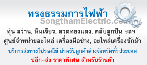 SongthamElectric.com