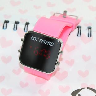 นาฬิกาดิจิตอล BOY FRIEND