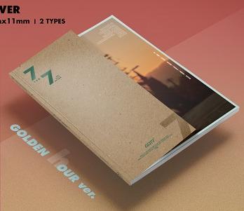 อัลบั้ม #GOT7 Album - 7 FOR 7 Ver.Golden