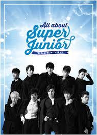 SJ Super Junior ALL ABOUT DVD