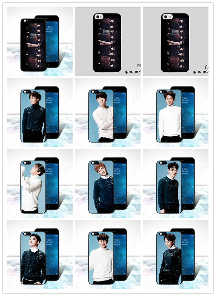 Case iPhone 4/4s/5/5s/6 EXO - SING FOR YOU