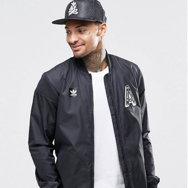 adidas Originals Varsity Jacket