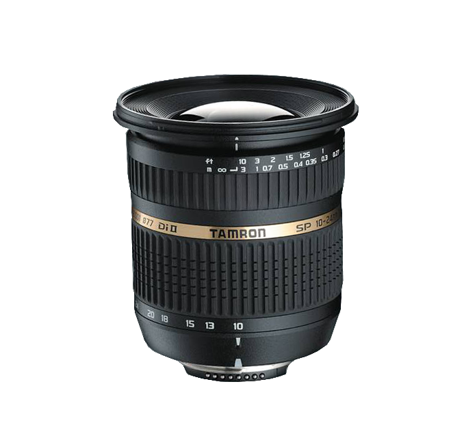 Tamron SP AF 10-24mm F/3.5-4.5 Di-II LD Aspherical [IF] For Canon