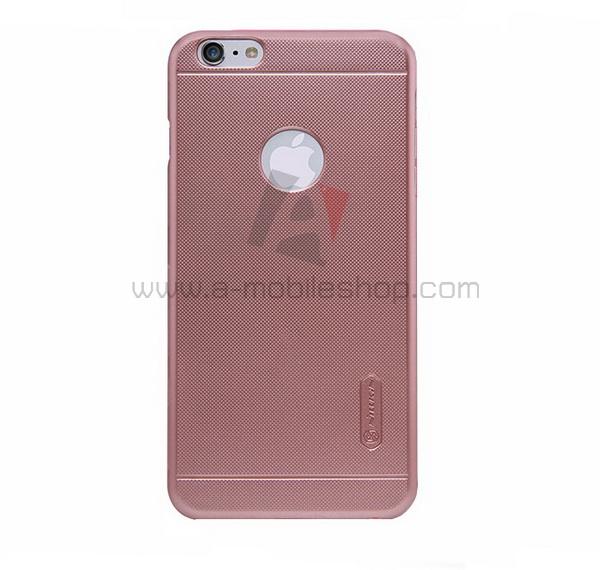 เคส iPhone 6/6s ยี่ห้อ nillkin รุ่น Super Frosted Shield สีโรสโกลด์