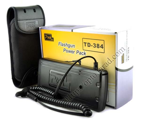 TD-384 Battery Pack For SONY F58AM F56AM FA-EB1AM (take 8 AA batteries)