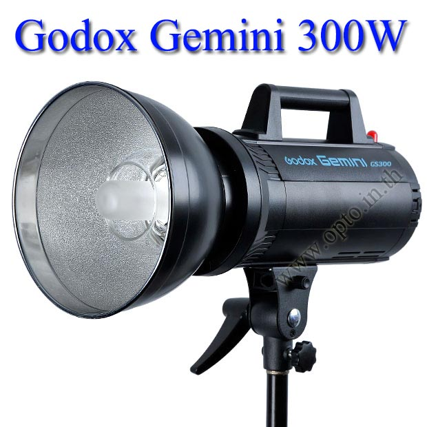GS300 Godox Gemini Professional Photo Studio Strobe Flash Light 300Ws