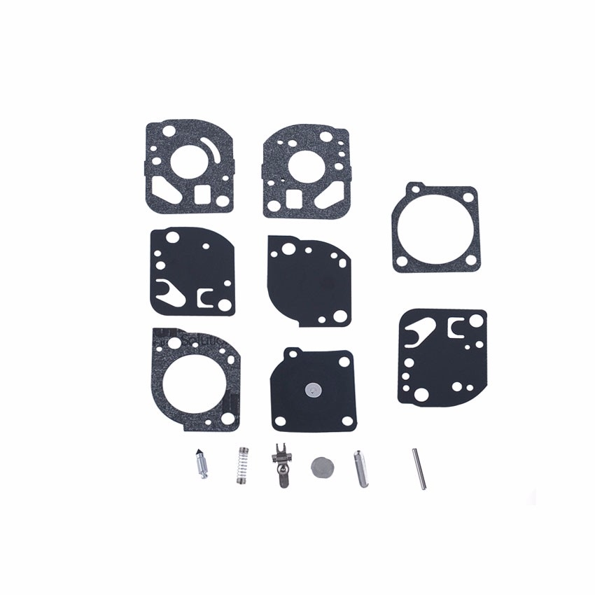 Carburetor Carb Repair Kit for LE-H53, LE-H54 & LE-H54A Zama RB-86 Homelite Simple Start Trimmer