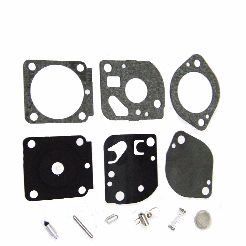 2PCS For RB-134 ZAMA Carburetor Gasket & Diaphragm Kit For STIHL 4180 DR121 C1Q-S99 C1Q-S100 C1Q-S101 EMU Trimmers