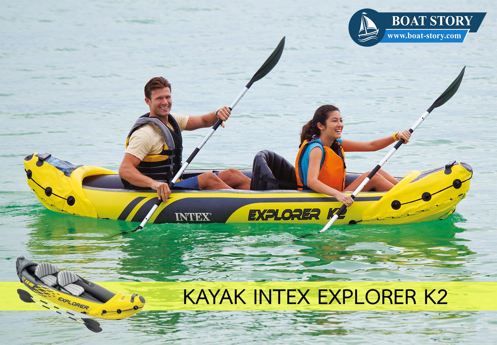 เรือคายัค Intex Explorer K2