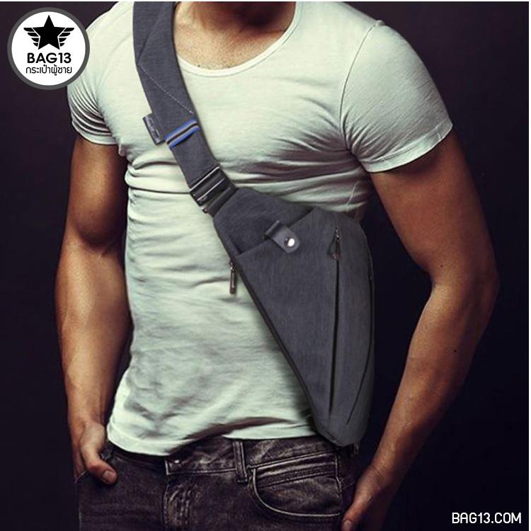 NIID FINO กระเป๋าสะพายข้าง(กันน้ำ) น้ำหนักเบา ของแท้จาก NIID โดยตรง - [รหัส A013]