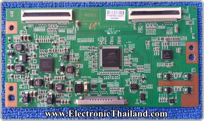 T-CON SAMSUNG LA32D550K7 : S100FAPC2LV0.2