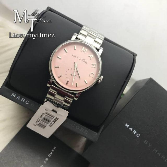 นาฬิกาข้อมือ MARC By MARC JACOBS BAKER LADIES WATCH MBM3280 & MBM3283