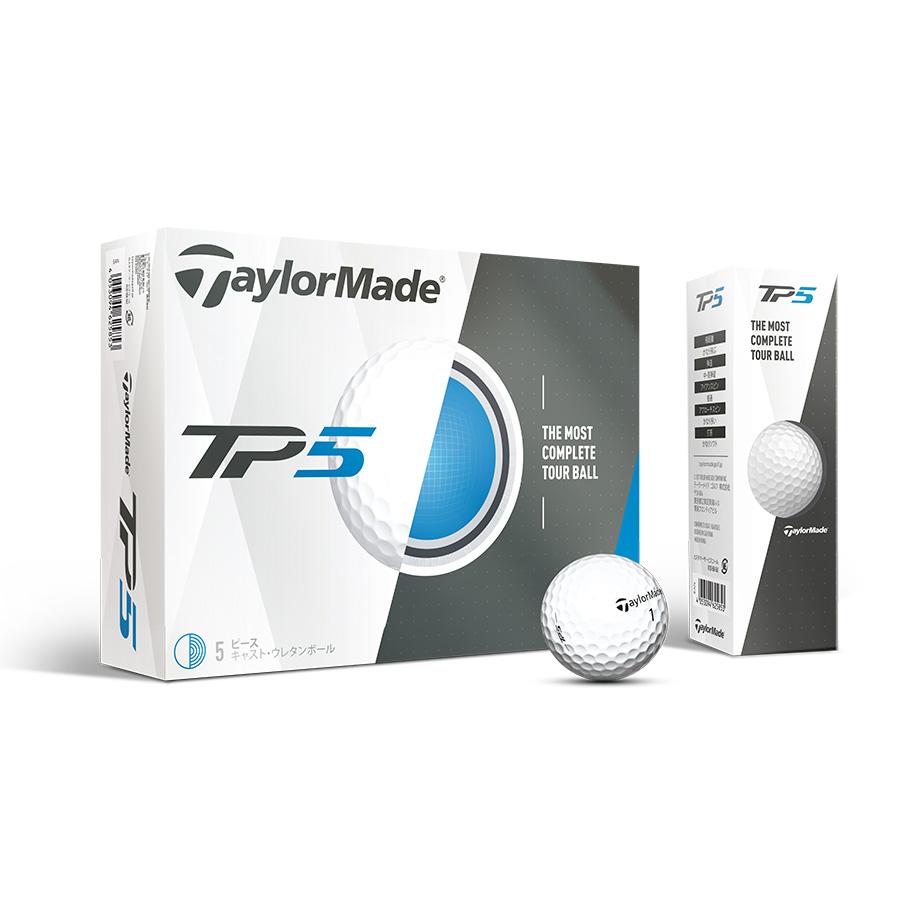 ลูกกอล์ฟ Taylormade TP5