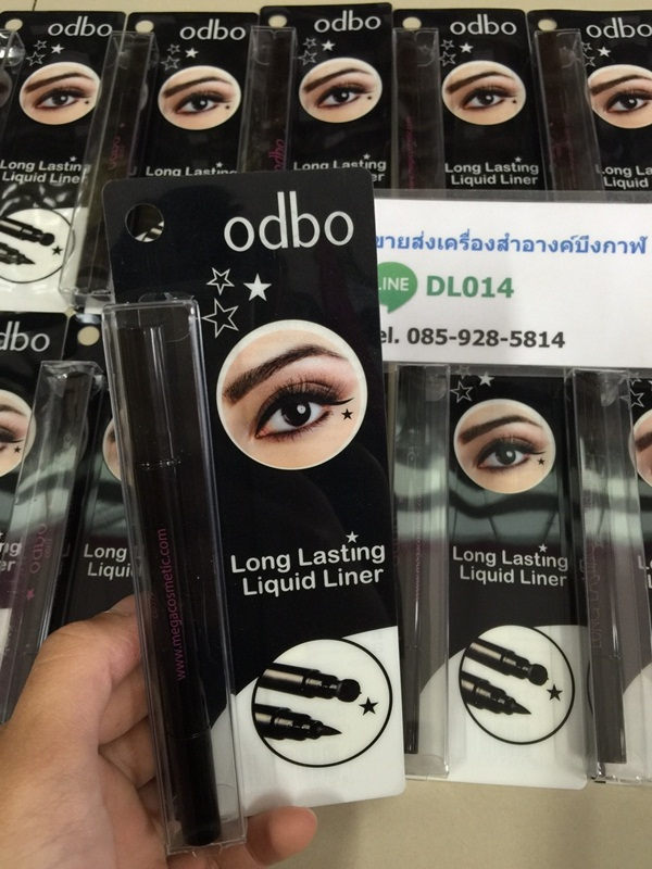 odbo long lasting liquid liner OD312 โอดีบีโอ ลอง ลาสติ้ง ลิควิด ไลเนอร์