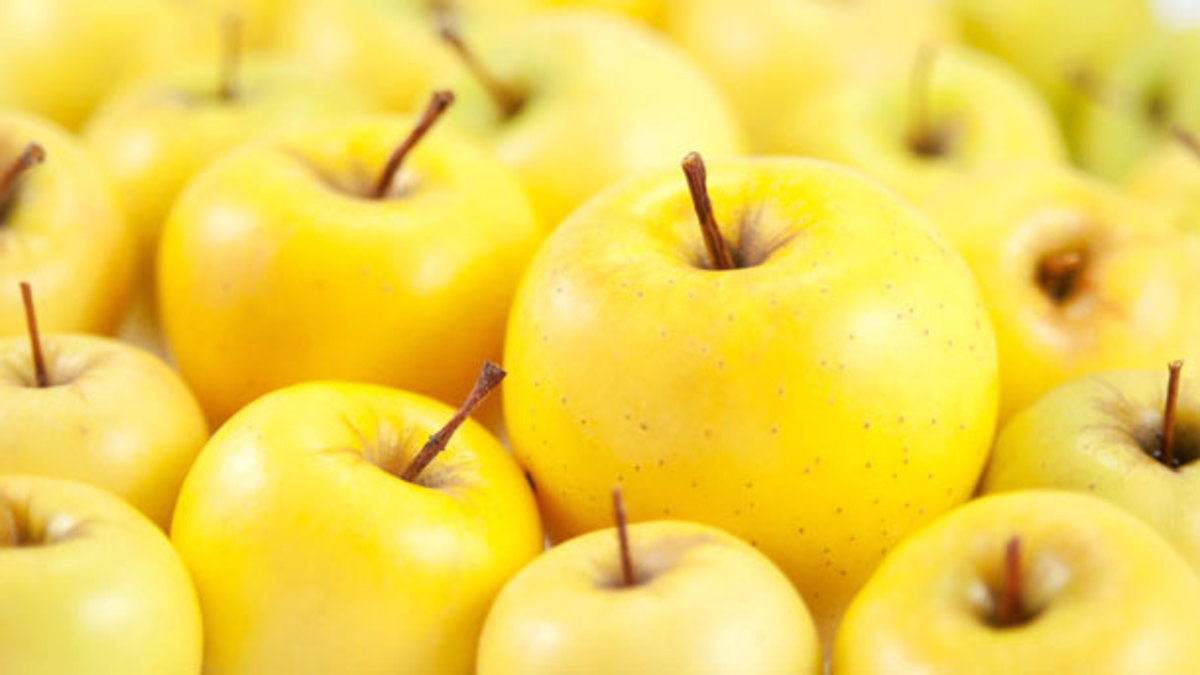 น้ำหอม Golden Delicious 1 kg. - 003717