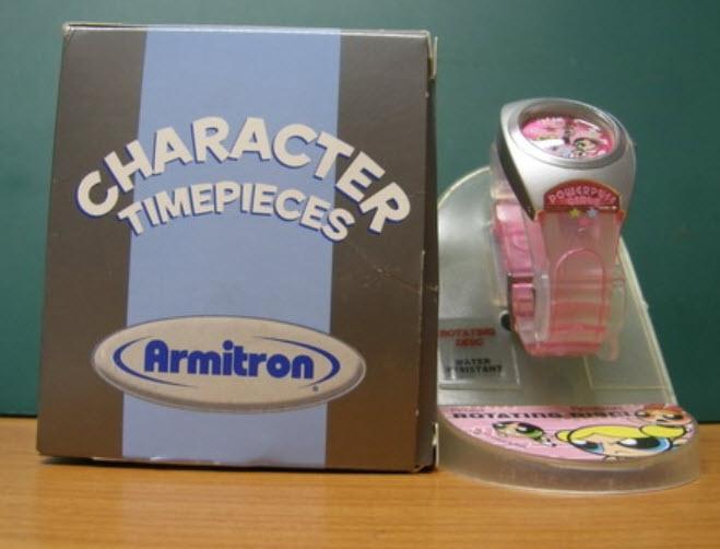 นาฬิกา Armitron - Powerpuff Girls