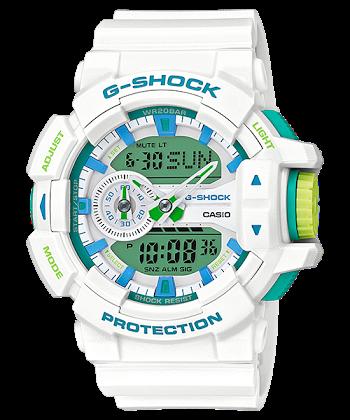 นาฬิกา CASIO G-SHOCK รุ่น GA-400WG-7A SPECIAL COLOR ของแท้ รับประกันศูนย์ 1 ปี