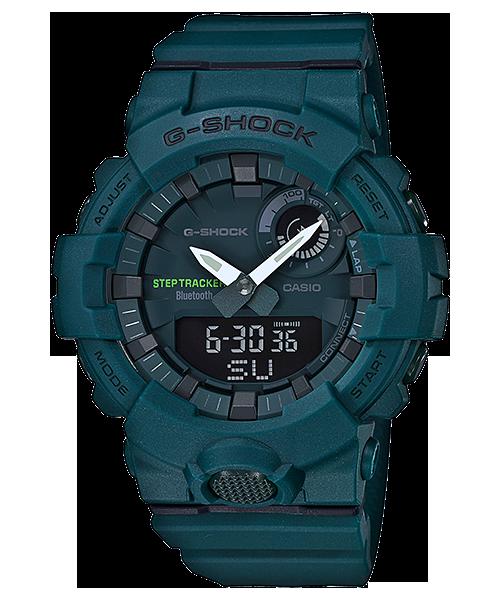 นาฬิกา Casio G-Shock G-SQUAD GBA-800 Step Tracker series รุ่น GBA-800-3A ของแท้ รับประกันศูนย์ 1 ปี