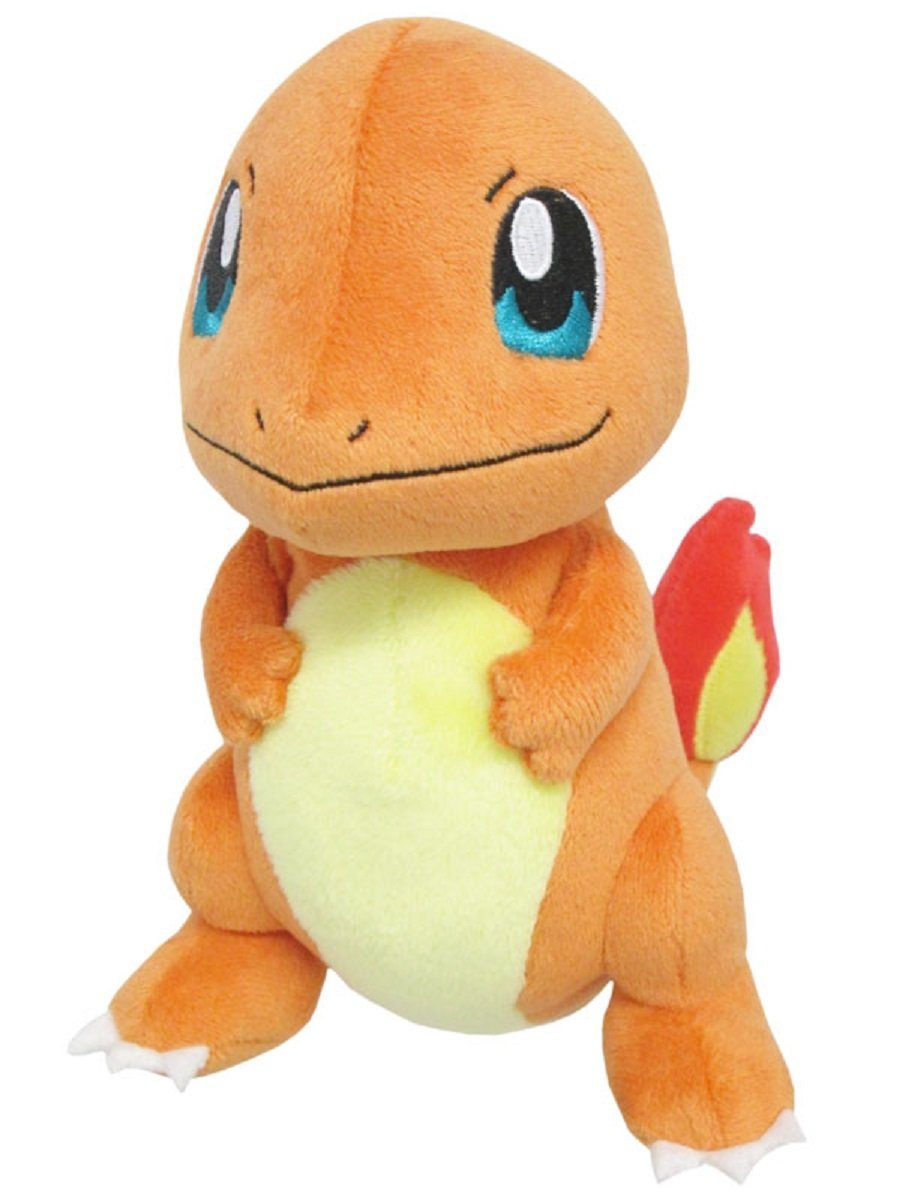 Charmander Doll ของแท้ JP - Pokemon Center [ตุ๊กตาโปเกมอน] (ฮิโตะคาเงะ)