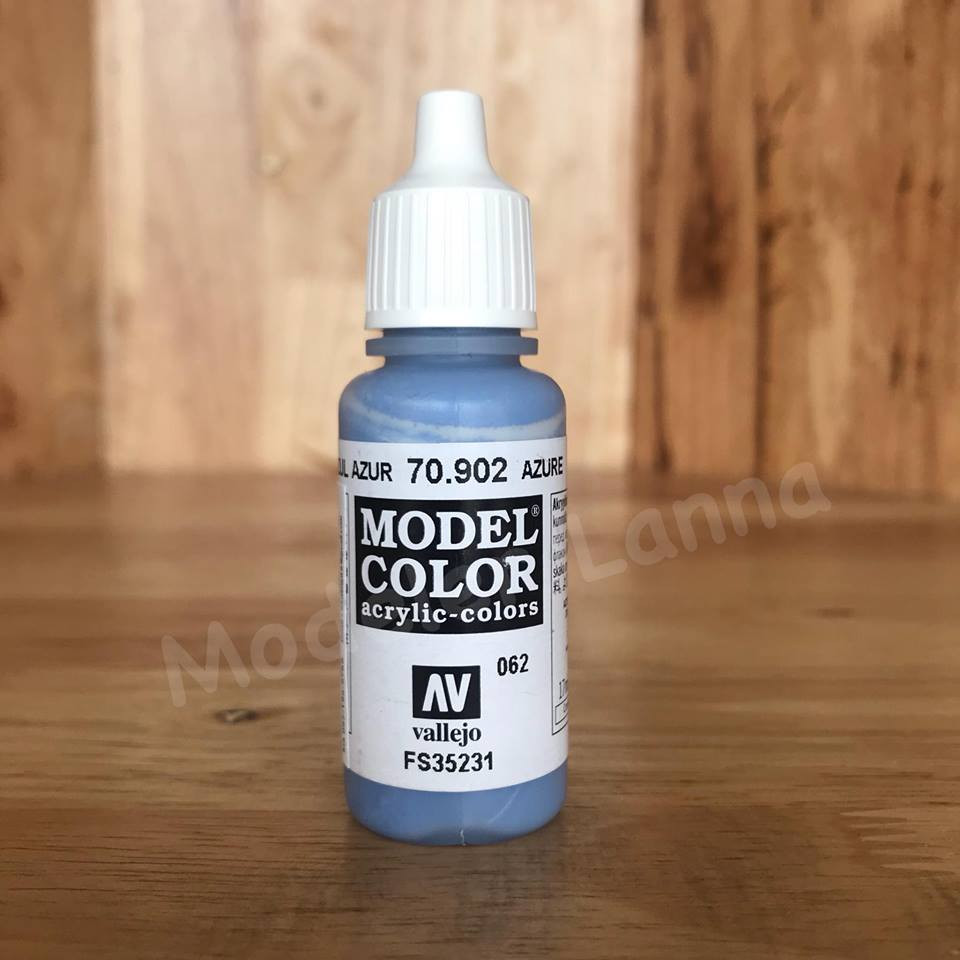 MODEL COLOR AZURE 062